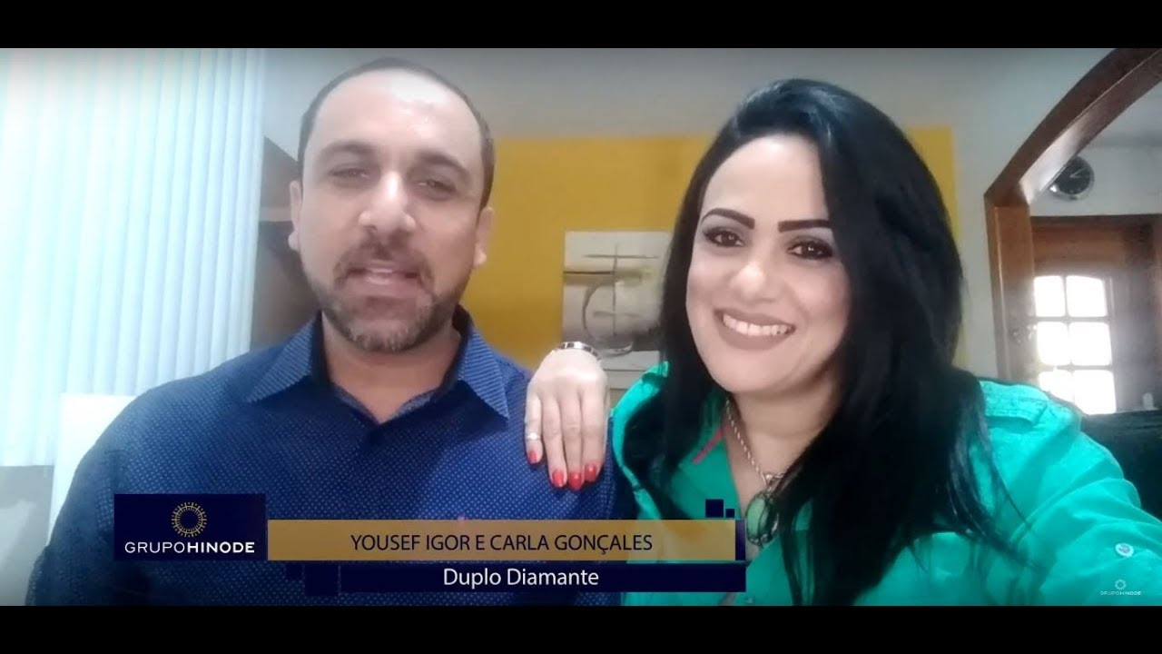Photo of Yousef Igor e Carla Gonçalves – Conte a Sua História!