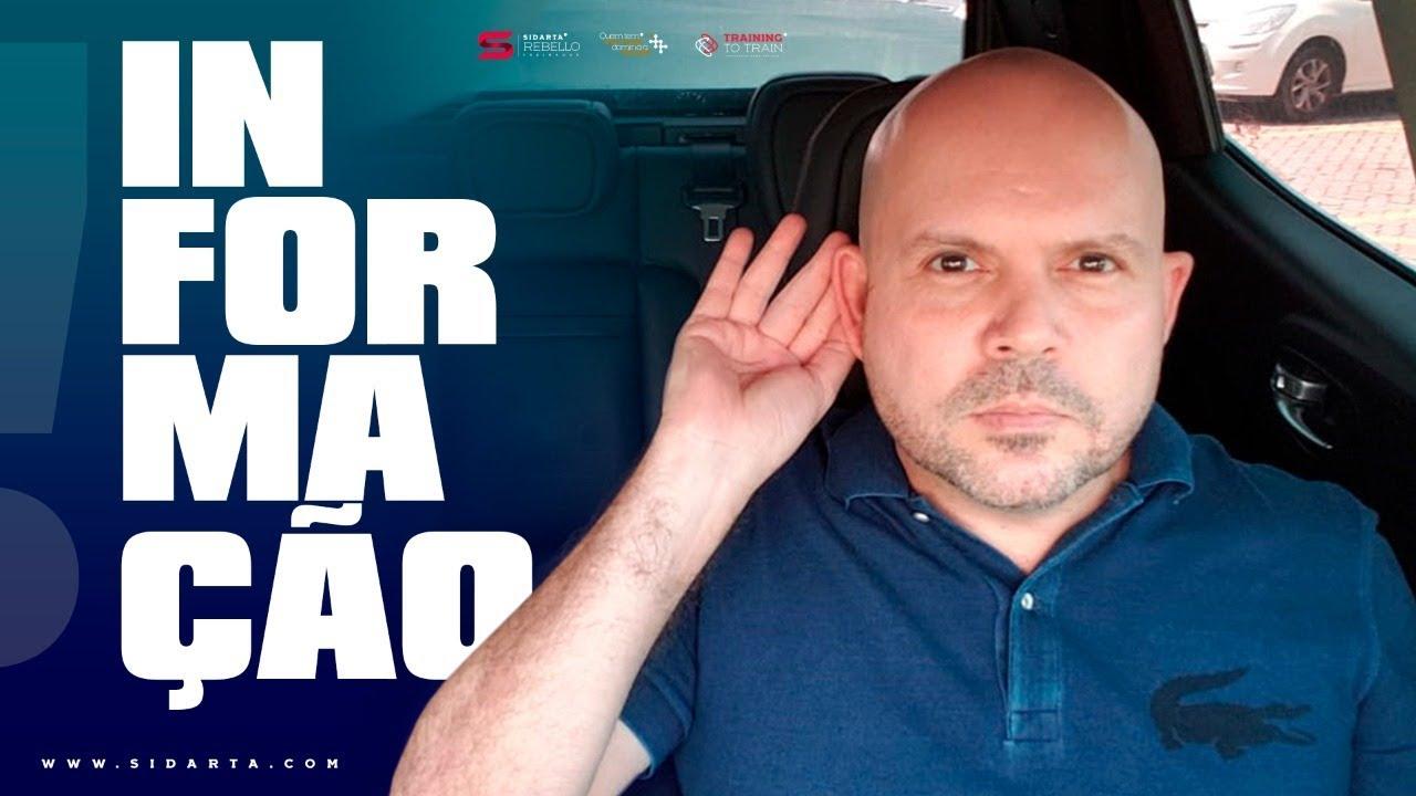 Photo of INFORMAÇÃO por Sidarta Rebello – Multinível para Iniciantes