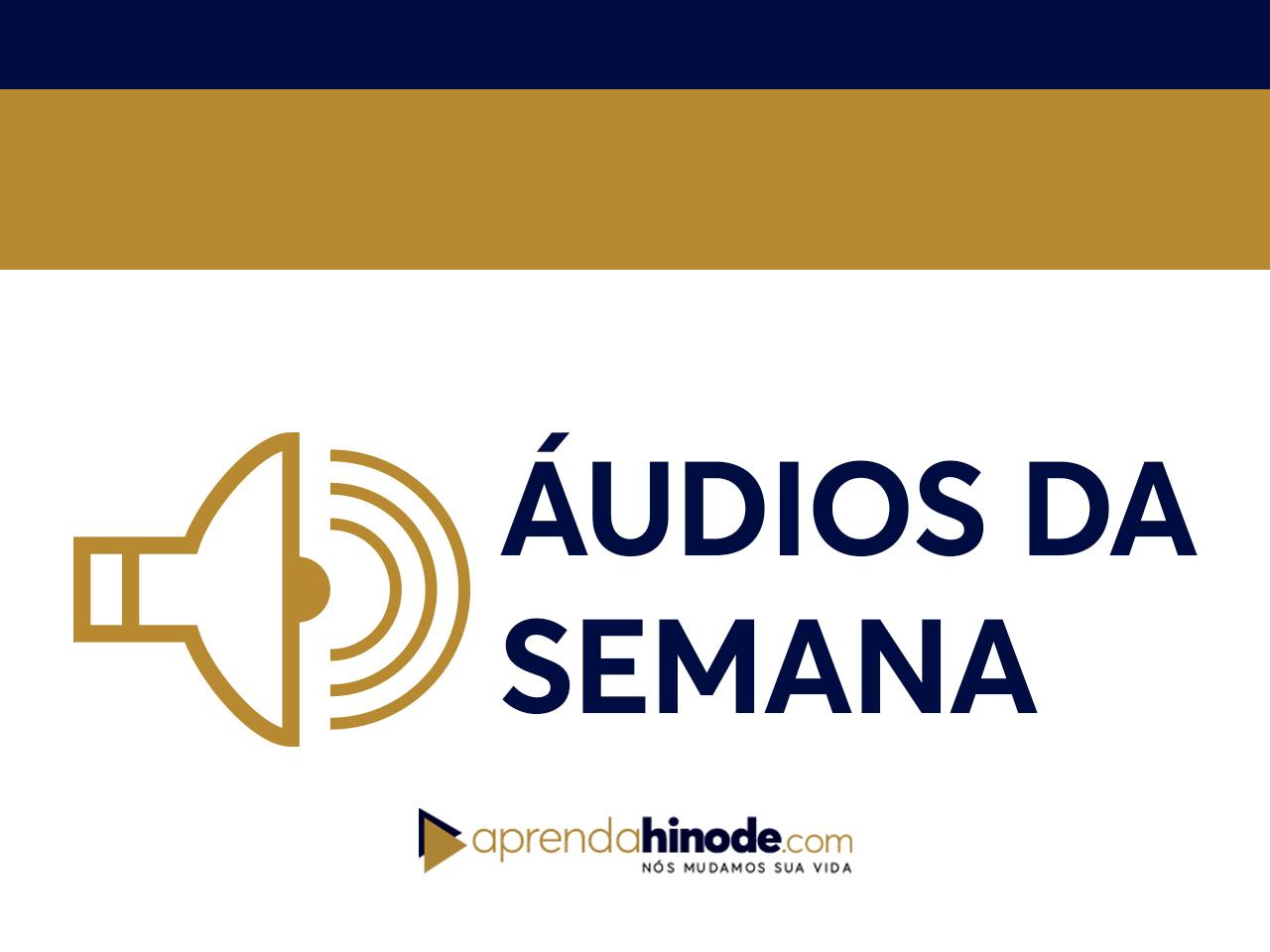 Photo of Iniciando o Hábito dos Áudios da Semana por CEO Sandro Rodrigues