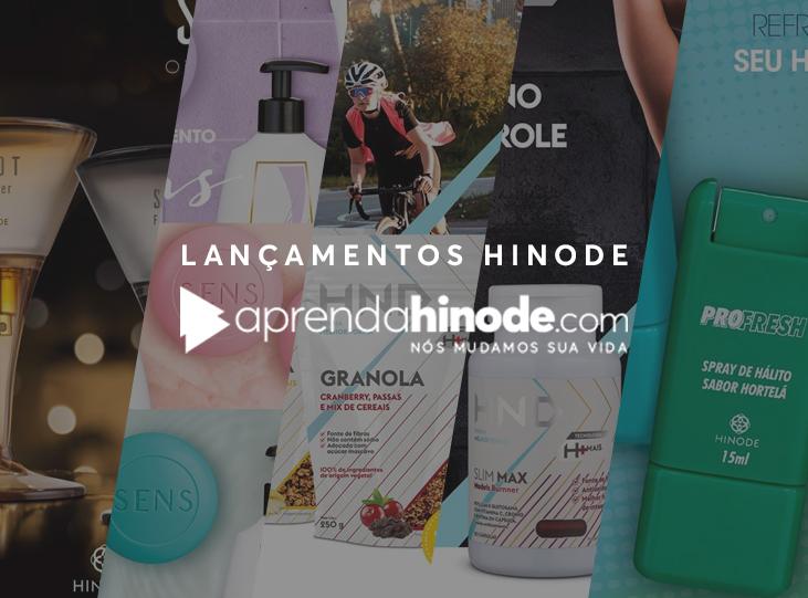 Photo of Hinode Cosméticos lança mais de 54 novos produtos, confira