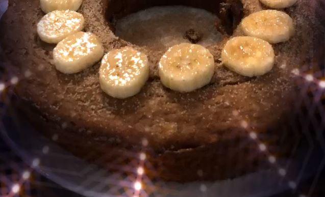 Photo of RECEITA DO DIA: Bolo de Shake de Chocolate com Banana