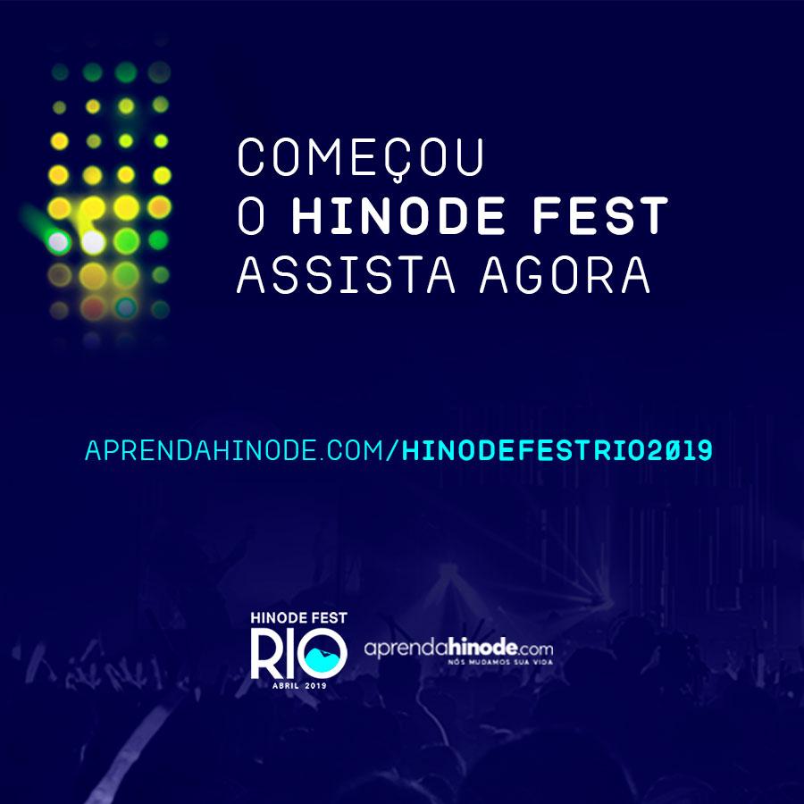 Photo of Assista Ao Vivo o Hinode Fest Rio 2019