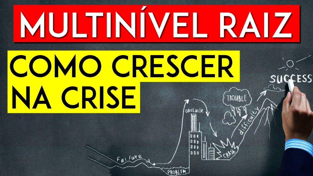 Photo of Multinível Raiz – Crescendo em meio à Crise [AO VIVO]