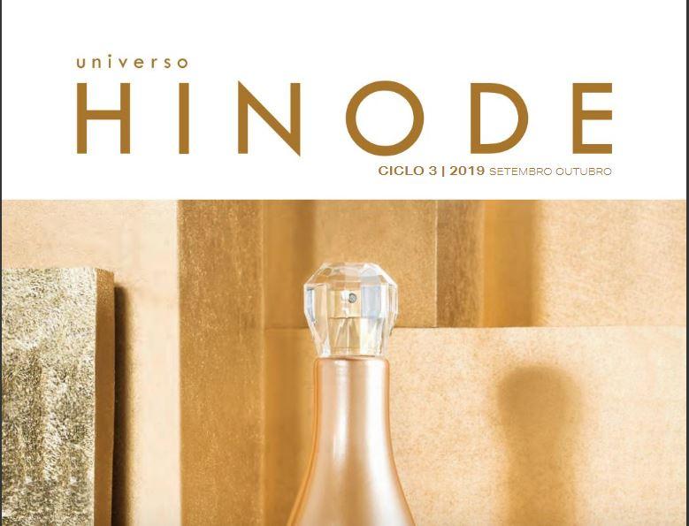 Photo of BAIXE AGORA: Novo Catálogo Universo Hinode Ciclo 3/2019 – Download PDF
