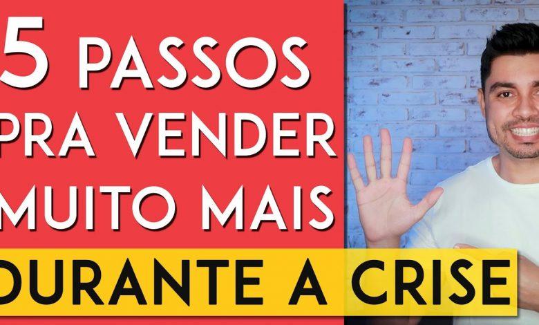 Photo of 5 Passos para vender mais Durante a Crise (Pela Internet)